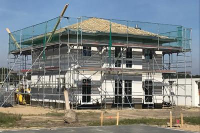 Baublog Im Rousseau Park Ludwigsfelde   Villa Lugana Mit Roth Massivhaus