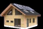 Bild: Wir bauen ein Holzhaus mit Fullwood in Brandenburg